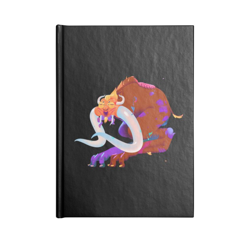Stranger thing #2 Accessories Notebook by Shubin's shop