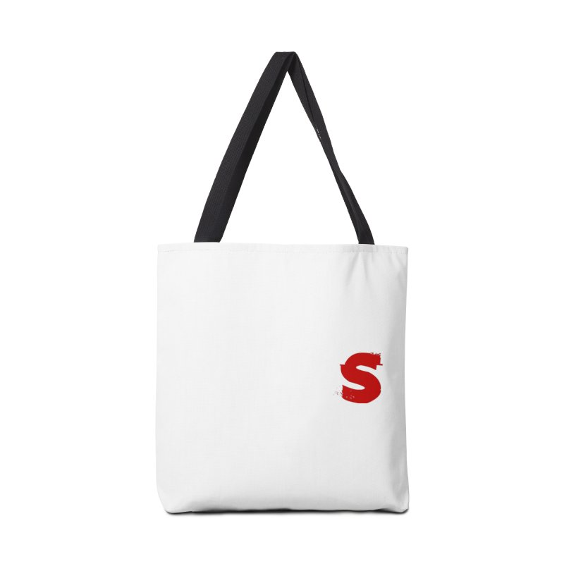 S is for Shudder Accessories Tote Bag Bag by Shudder