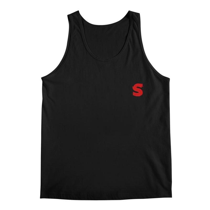 S is for Shudder Men's Regular Tank by Shudder