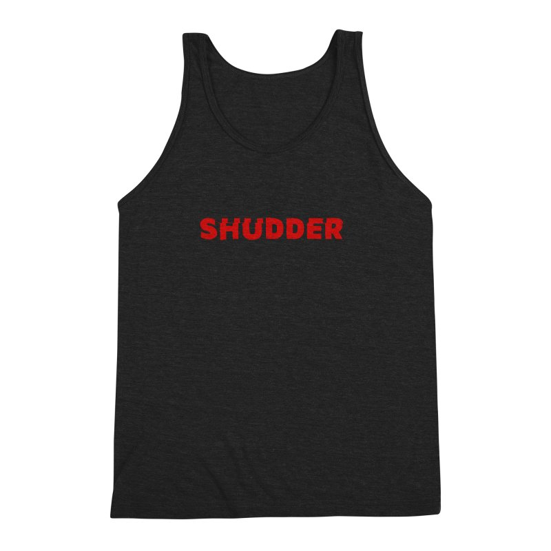 I Love Shudder Men's Tank by Shudder