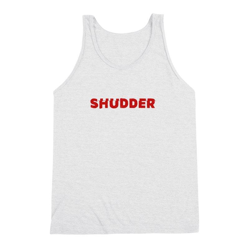 I Love Shudder Men's Triblend Tank by shudder's Artist Shop