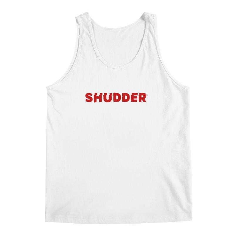 I Love Shudder Men's Regular Tank by Shudder