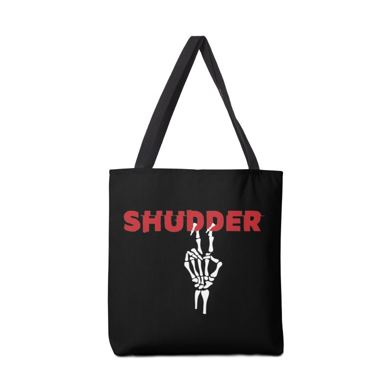 Hanging Out Accessories Bag by shudder's Artist Shop