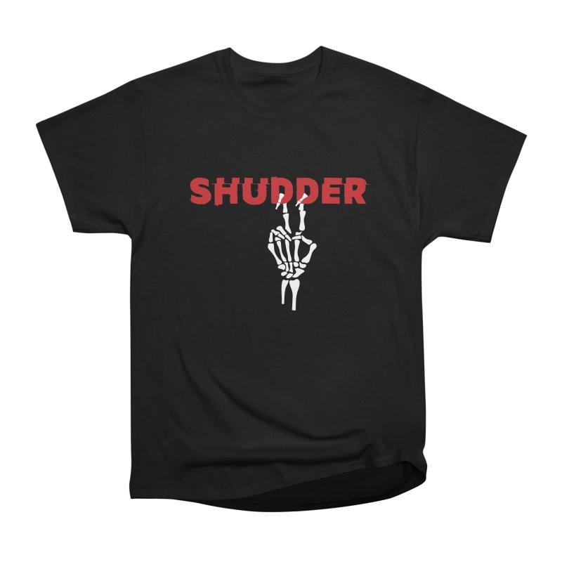 Hanging Out Women's Heavyweight Unisex T-Shirt by shudder's Artist Shop