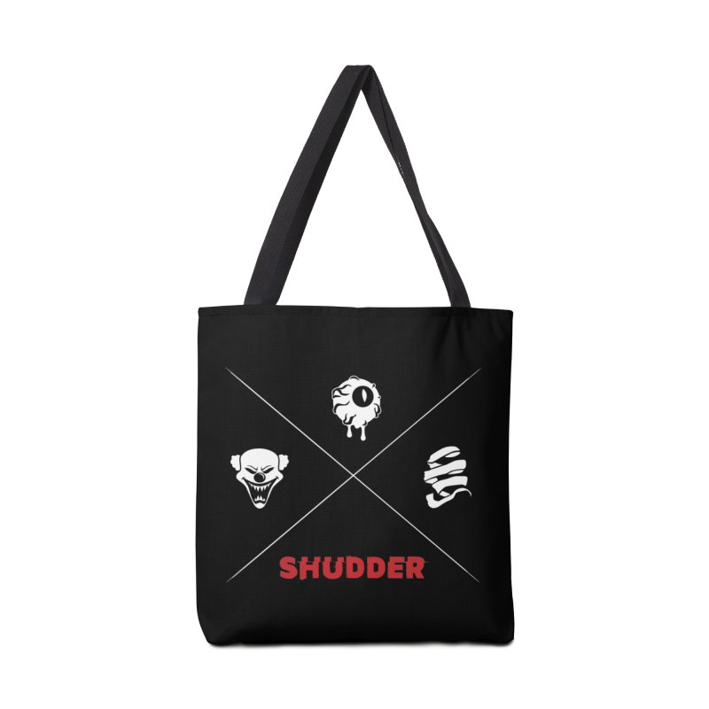 Iconic 2 Accessories Bag by shudder's Artist Shop