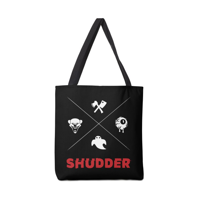 Iconic 3 Accessories Bag by shudder's Artist Shop