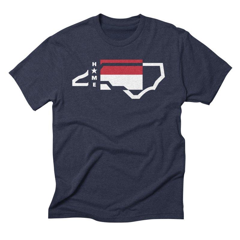 Home Sweet Carolina 2.0 Men's Triblend T-Shirt by shypsi's Artist Shop