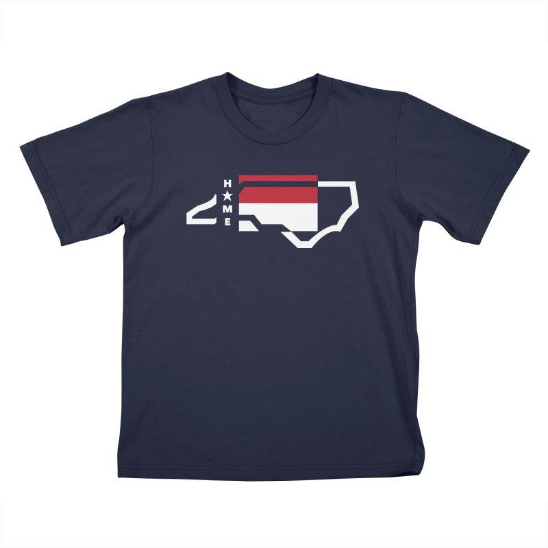 Home Sweet Carolina 2.0 Kids T-Shirt by shypsi's Artist Shop