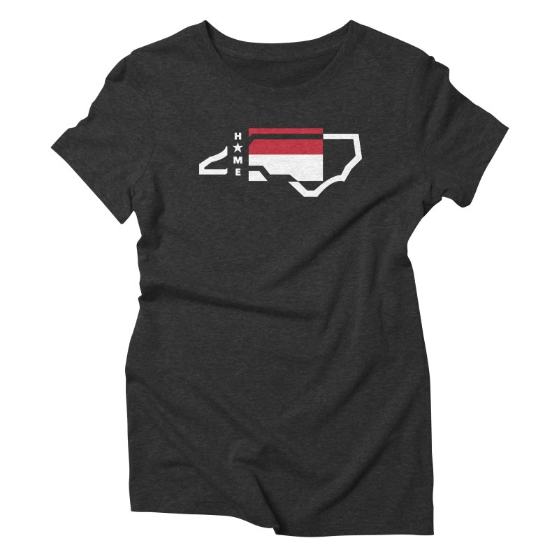 Home Sweet Carolina 2.0 Women's Triblend T-Shirt by shypsi's Artist Shop