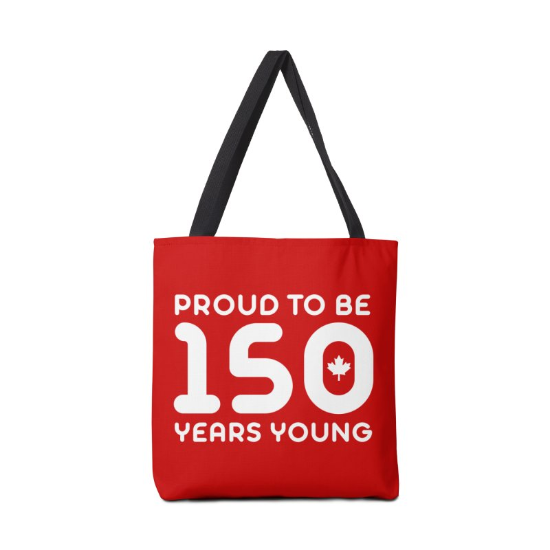 Canada 150 Years Young Accessories Bag by Sidewise Clothing & Design