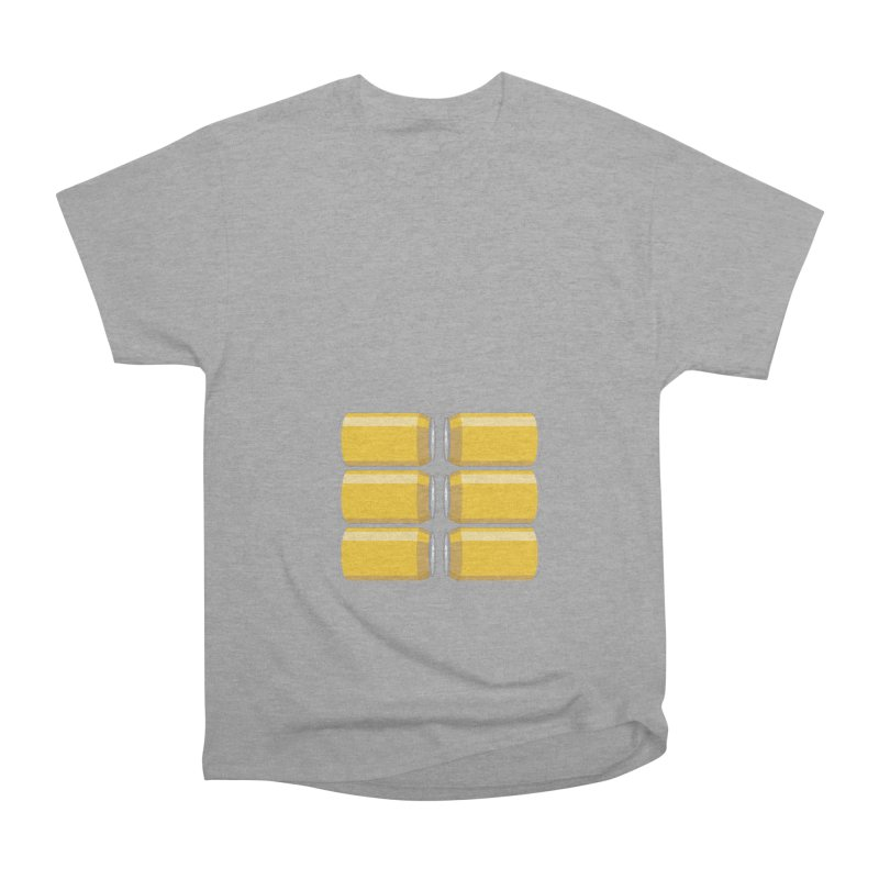 6-PACK ABS Men's Classic T-Shirt by Sidewise Clothing & Design