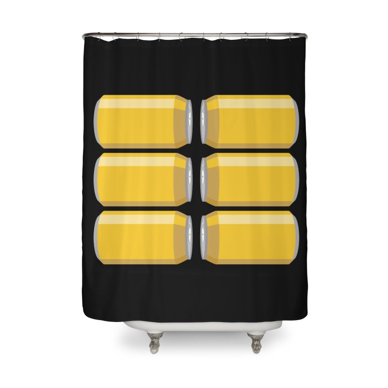 6-PACK ABS Home Shower Curtain by Sidewise Clothing & Design