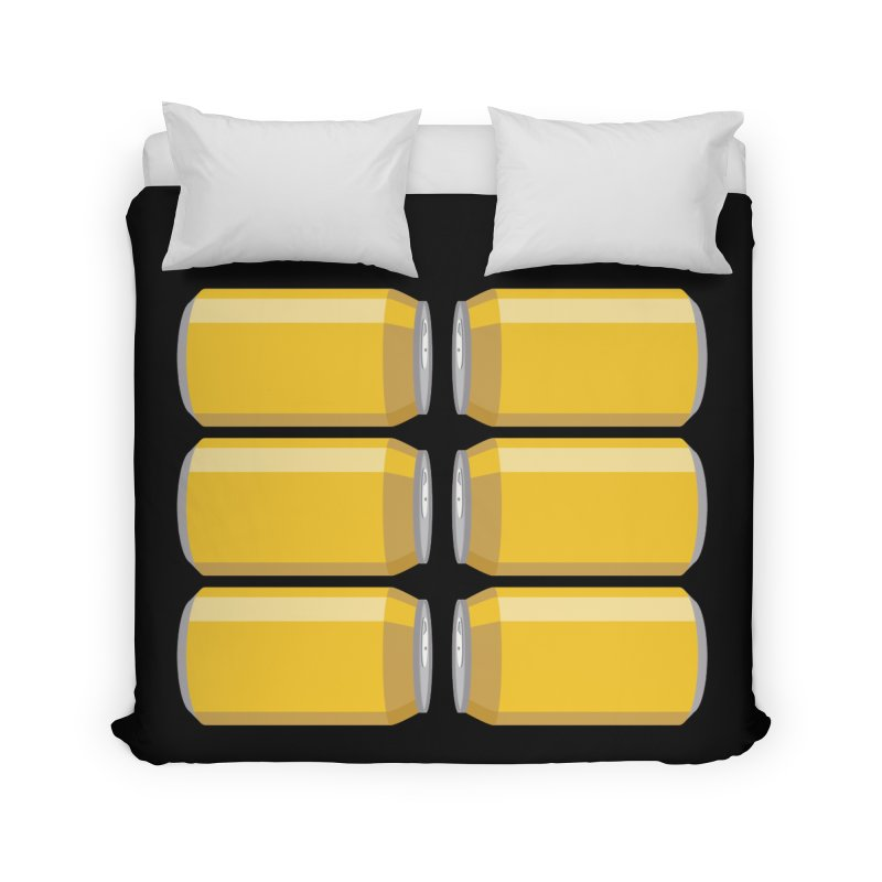 6-PACK ABS Home Duvet by Sidewise Clothing & Design