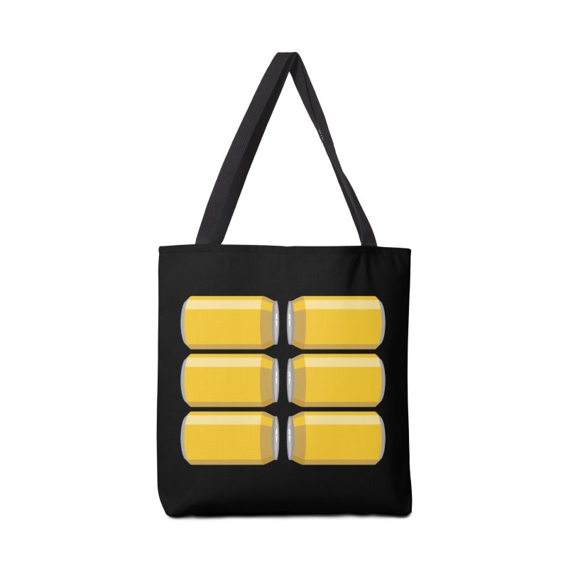 6-PACK ABS Accessories Bag by Sidewise Clothing & Design