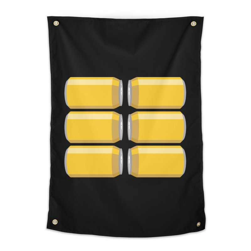 6-PACK ABS Home Tapestry by Sidewise Clothing & Design