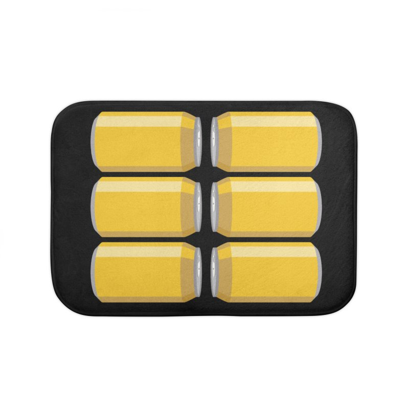 6-PACK ABS Home Bath Mat by Sidewise Clothing & Design