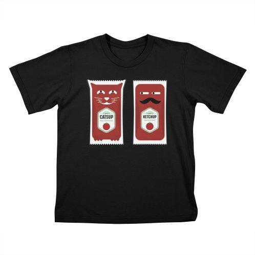 image for Catsup vs Ketchup