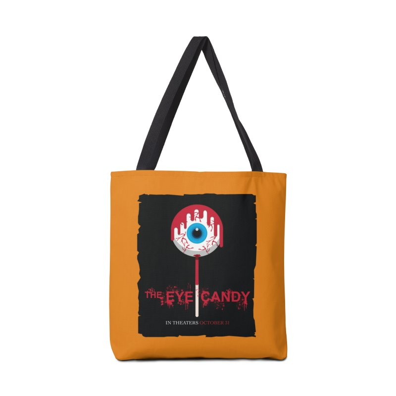 Halloween Movie Poster Parody – The Eye Candy Accessories Bag by Sidewise Clothing & Design