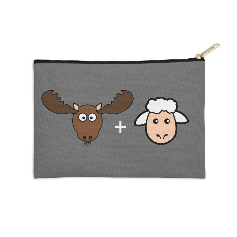 Moose + Lamb Accessories Zip Pouch by sidroos's store