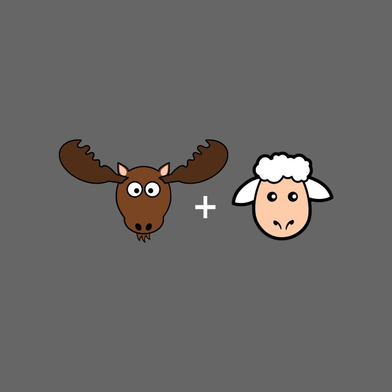 Moose + Lamb Men's T-Shirt by sidroos's store