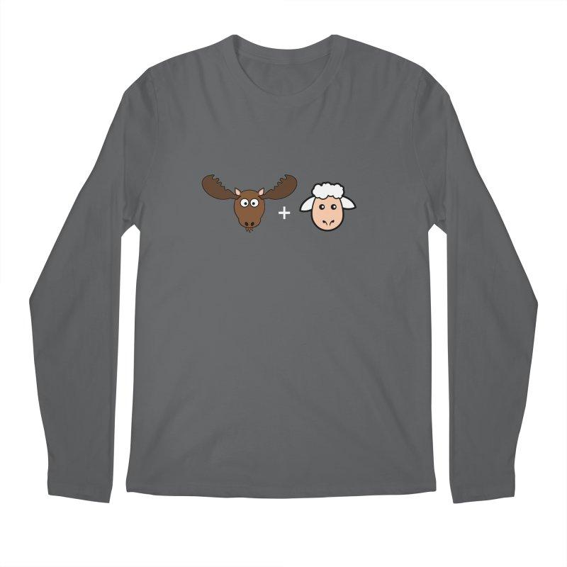 Moose + Lamb Men's Longsleeve T-Shirt by sidroos's store