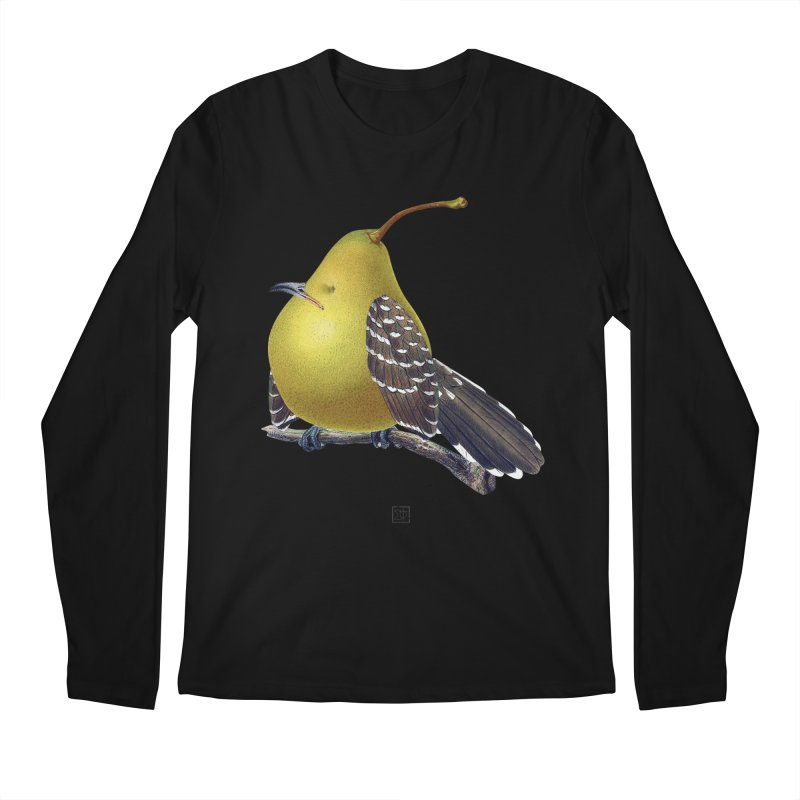 The Pear-rot Men's Longsleeve T-Shirt by sigmablade collage