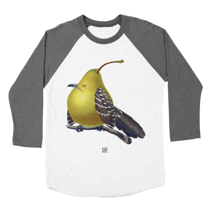 The Pear-rot Women's Baseball Triblend T-Shirt by sigmablade collage