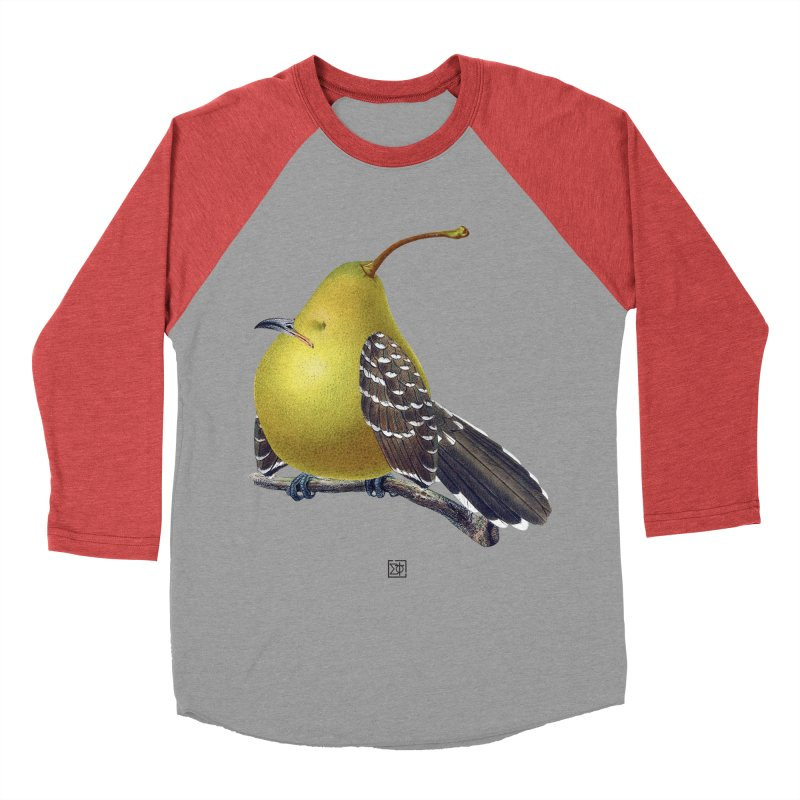 The Pear-rot Women's Baseball Triblend Longsleeve T-Shirt by sigmablade collage