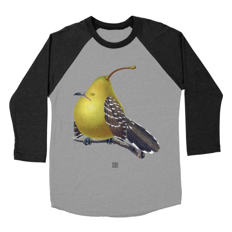 The Pear-rot Men's Baseball Triblend T-Shirt by sigmablade collage