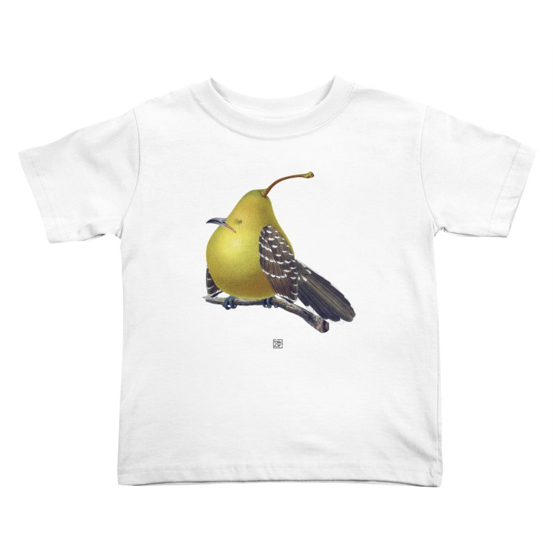 The Pear-rot Kids Toddler T-Shirt by sigmablade collage