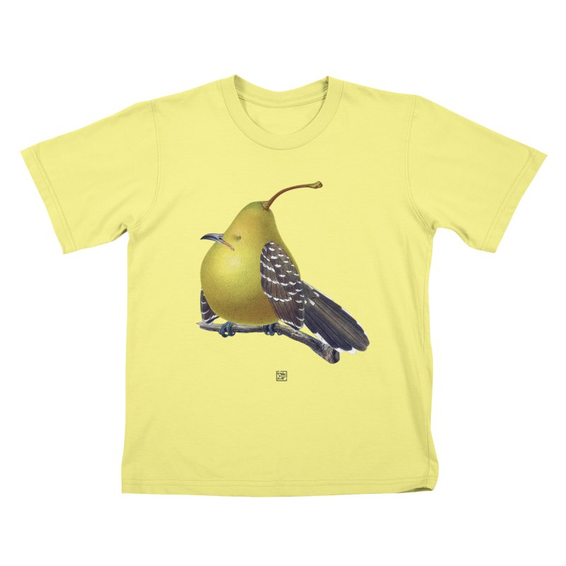 The Pear-rot Kids T-shirt by sigmablade collage