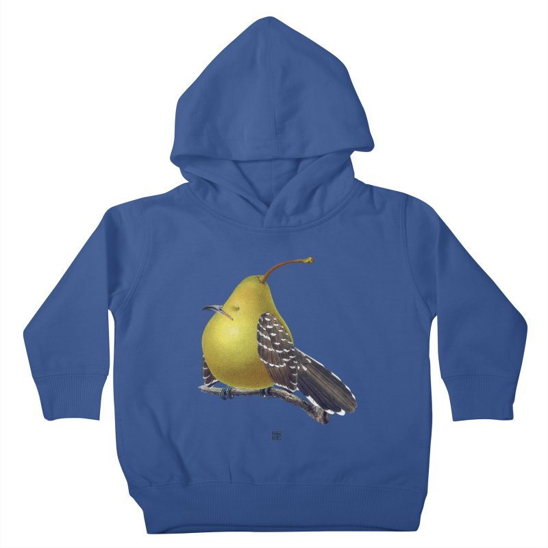 The Pear-rot Kids Toddler Pullover Hoody by sigmablade collage