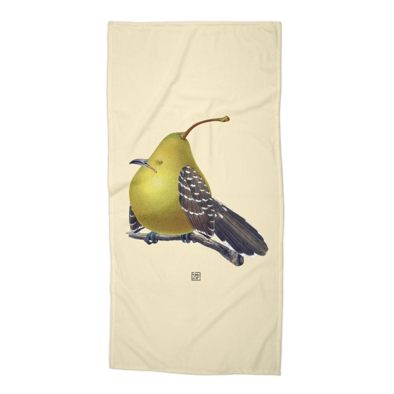 The Pear-rot Accessories Beach Towel by sigmablade collage