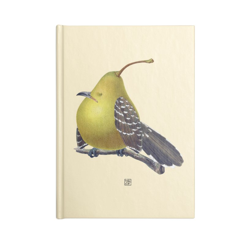 The Pear-rot Accessories Notebook by sigmablade collage