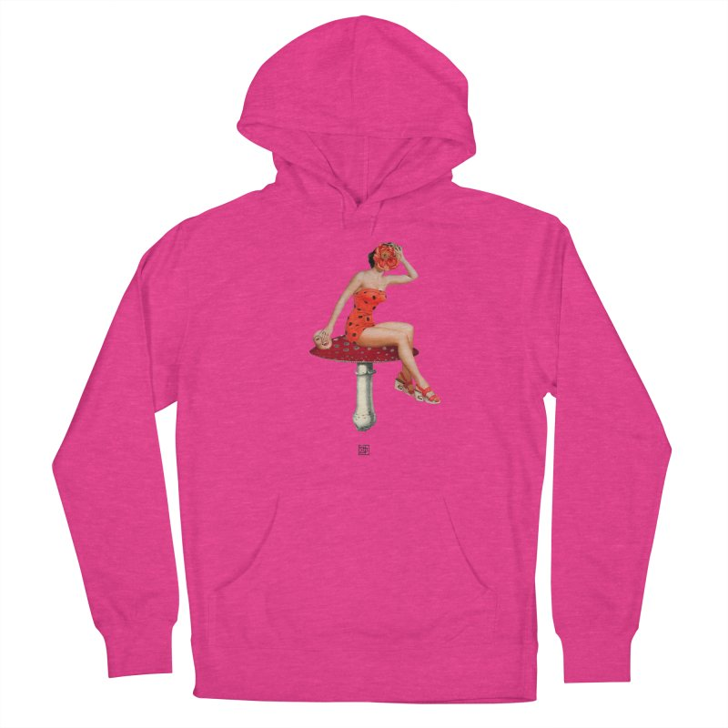 Beautiful Inside Out Women's Pullover Hoody by sigmablade collage