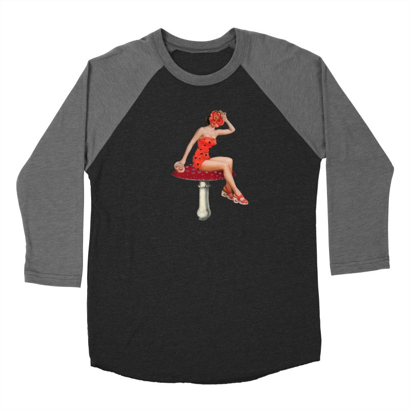 Beautiful Inside Out Women's Longsleeve T-Shirt by sigmablade collage