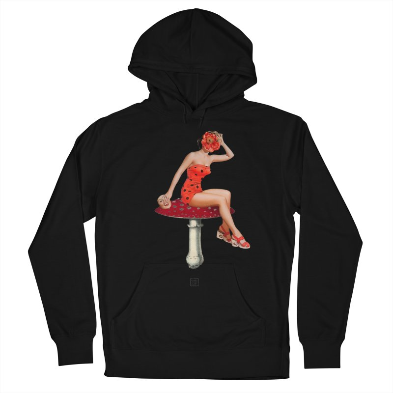 Beautiful Inside Out Men's French Terry Pullover Hoody by sigmablade collage