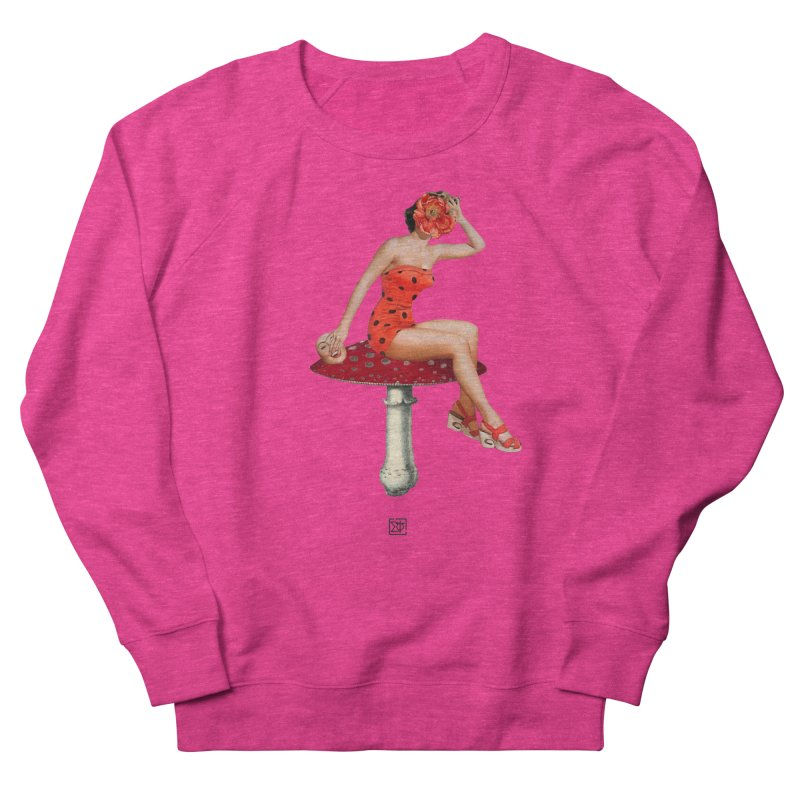 Beautiful Inside Out Women's Sweatshirt by sigmablade collage