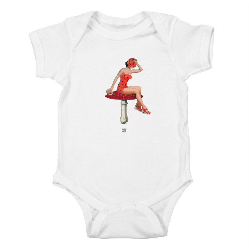 Beautiful Inside Out Kids Baby Bodysuit by sigmablade collage