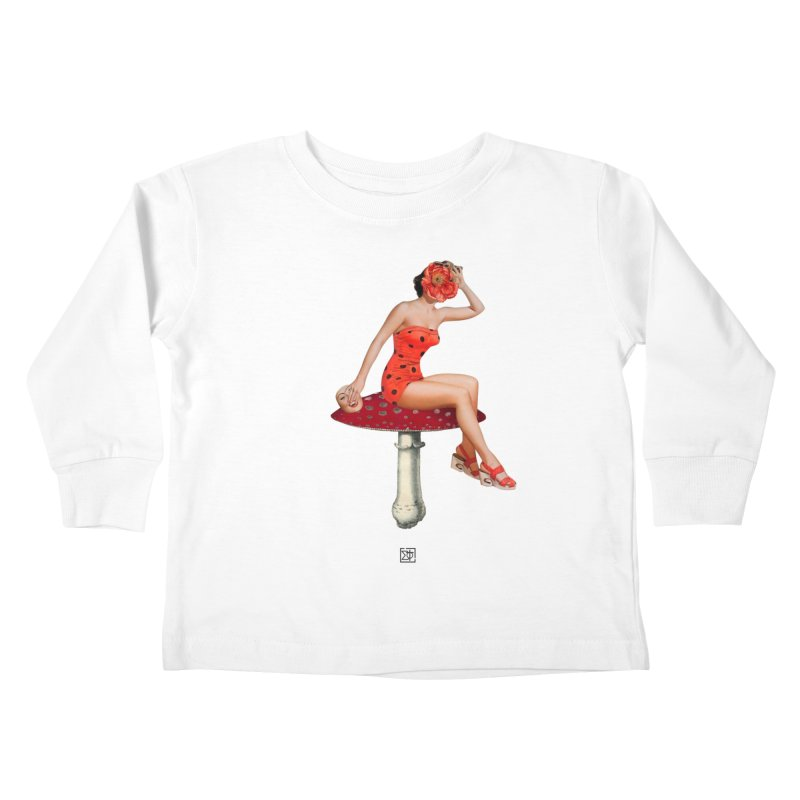 Beautiful Inside Out Kids Toddler Longsleeve T-Shirt by sigmablade collage