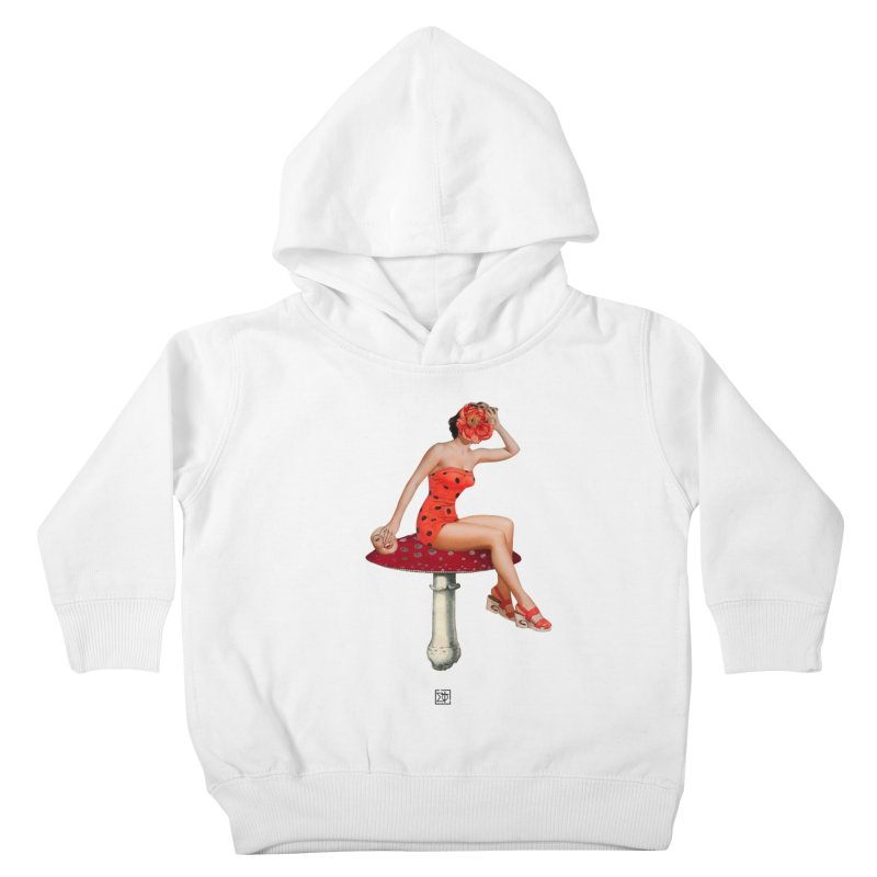 Beautiful Inside Out Kids Toddler Pullover Hoody by sigmablade collage