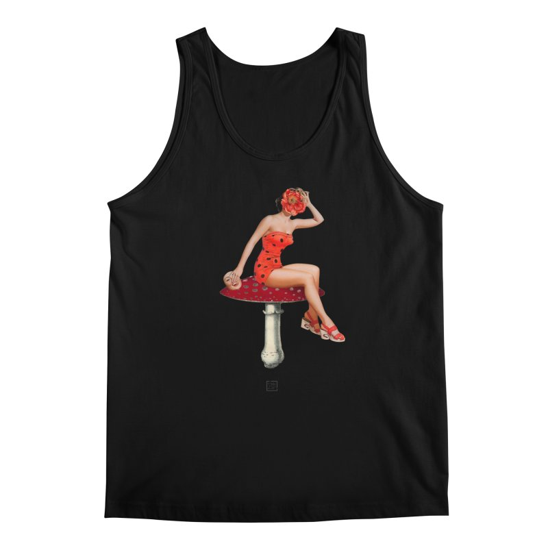 Beautiful Inside Out Men's Tank by sigmablade collage