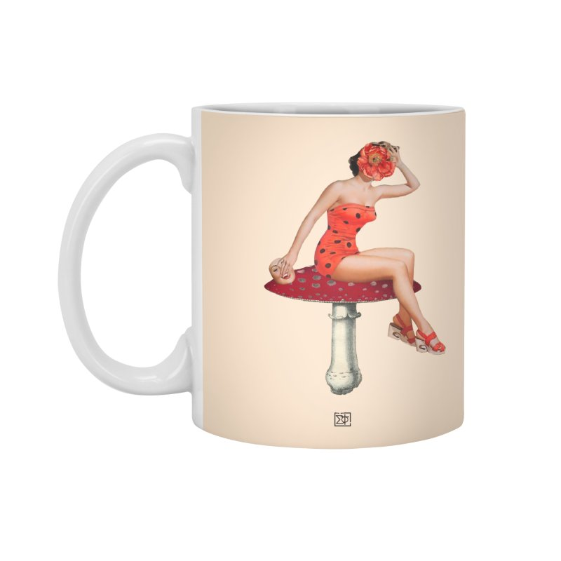Beautiful Inside Out Accessories Mug by sigmablade collage