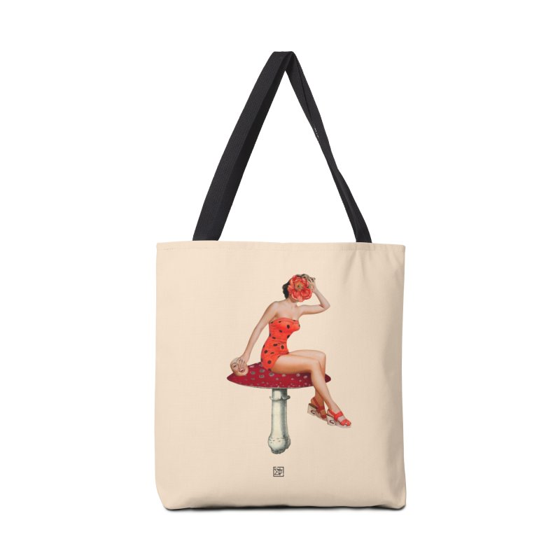 Beautiful Inside Out Accessories Tote Bag Bag by sigmablade collage