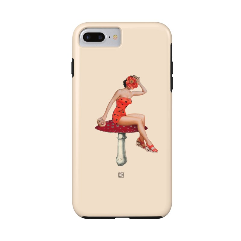 Beautiful Inside Out in iPhone 7 Plus Phone Case Tough by sigmablade collage