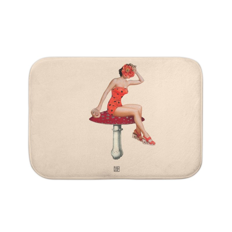 Beautiful Inside Out Home Bath Mat by sigmablade collage