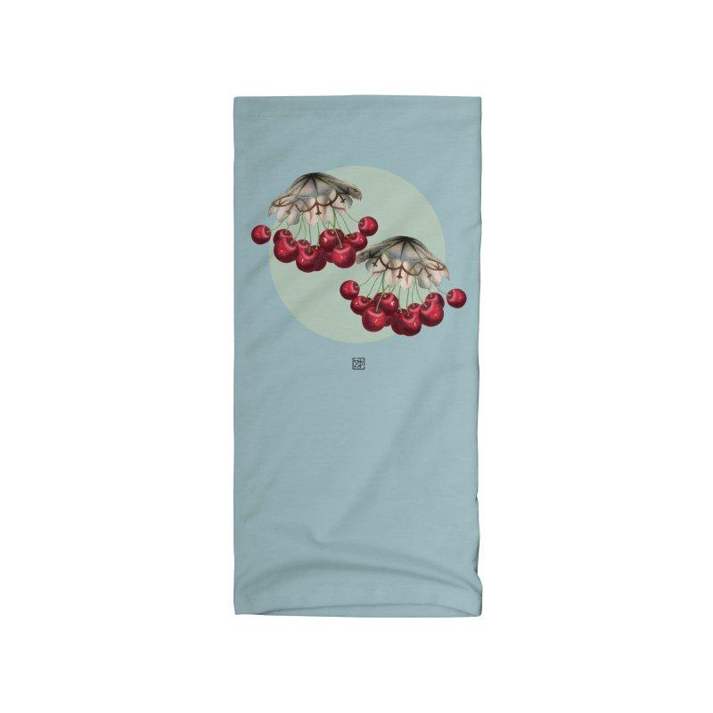 Cherryfish Accessories Neck Gaiter by sigmablade collage