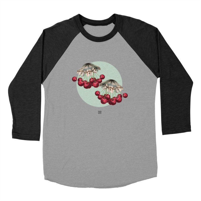 Cherryfish Men's Longsleeve T-Shirt by sigmablade collage