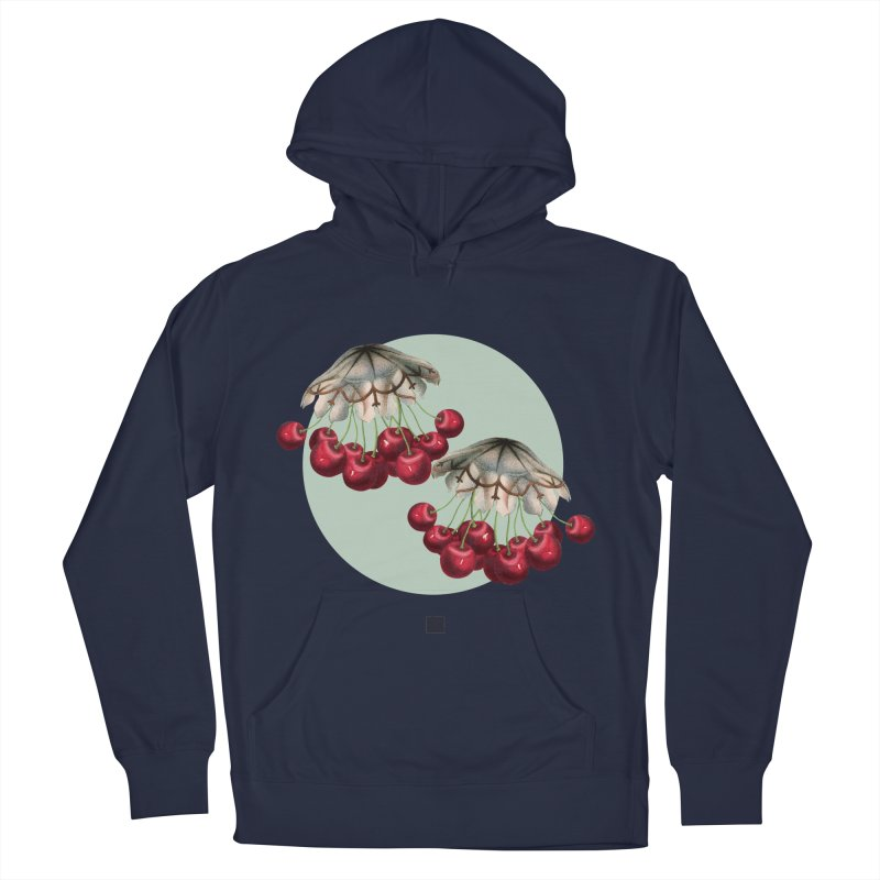 Cherryfish Men's Pullover Hoody by sigmablade collage