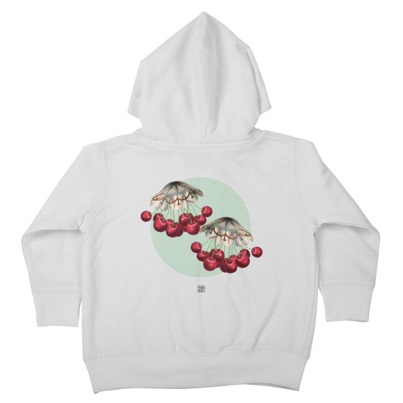 Cherryfish Kids Toddler Zip-Up Hoody by sigmablade collage
